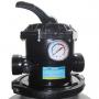 Manomètre pour filtration de piscine