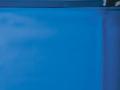 Liner PVC 40/100e Coloris bleu Avec rail d'accrochage pour faciliter l'installation