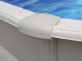 protections d'angles moulées par injection pour une plus grande résistance.