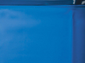 liner 40/100è de couleur bleu