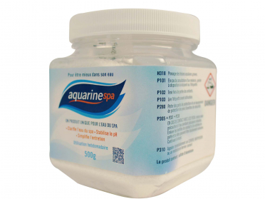 Clarifiant et stabilisant de pH pour spa