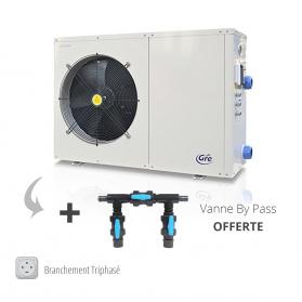 Pompe à chaleur professionnelle volume maximun 100m³