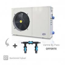 Pompe à chaleur professionnel volume maximun 80m³
