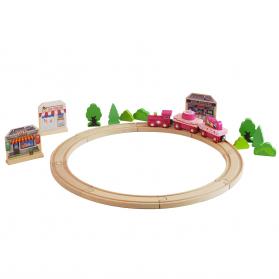 Le train de Scratchy