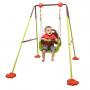 balançoire pour bébé avec siège bébé
