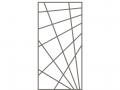 Treillage CALLIZIA 1,00 m x 1,97 m