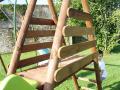 Garde corps en bois pour une sécurité optimale
