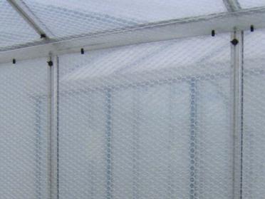 Kit isolation pour serres Lams EURO PLUS largeur 6,04 m