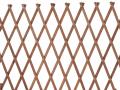 Treillage extensible en bois L. 1.80 m x H 0.60 m x P 8 mm