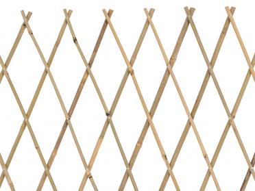 Treillage extensible cannes de bambou L. 3 m x H. 1 m