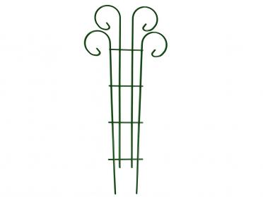 Tuteur DÉCO VOLUTES vert