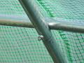 Structure acier (tube Ø 25 mm)