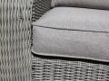 Coussins en spun-polyester 220 g/m2 coloris gris