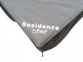 Toile en polyester 210 g/m² avec enduction PVC 50 g/m², 600 deniers haute résistance
