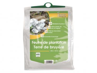 Feutre de plantation pour Bruyère - 100 g/m²