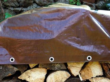 Bâche bois 110 g/m²