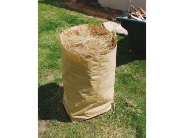Lot de 5 Sacs papier déchets verts 110 L