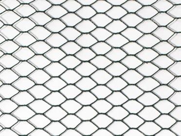 Grillage mailles plastifiées hexagonales - 13 mm