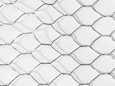 Grillage mailles galvanisées hexagonales - 40 mm