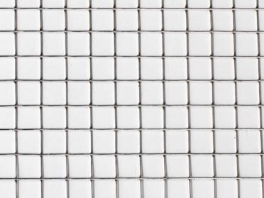 Grillage mailles galvanisées carrées - 12,7 mm