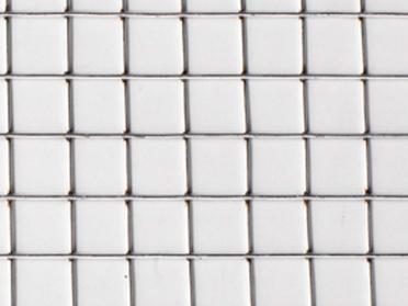 Grillage mailles galvanisées carrées - 19 mm