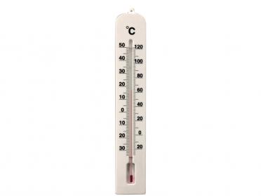 Thermomètre plastique universel H. 41 cm