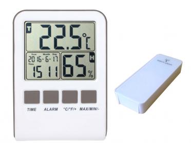 Thermomètre digital min / max avec capteur extérieur