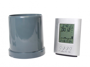Pluviomètre sans fil