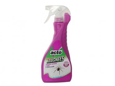 Spray spécial araignées
