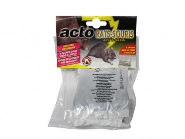 Appât grain pour rats et souris
