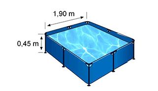 WET200 piscine pour enfant