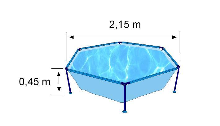 WET230 piscine pour enfant