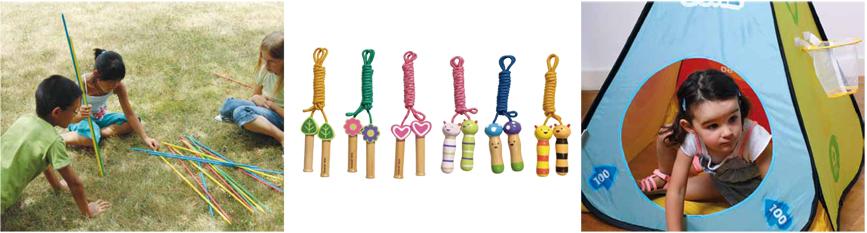 Jouet en bois pour enfant - House of Toys