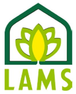logo LAMS serres de jardin