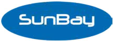 logo sunbay - piscine en bois