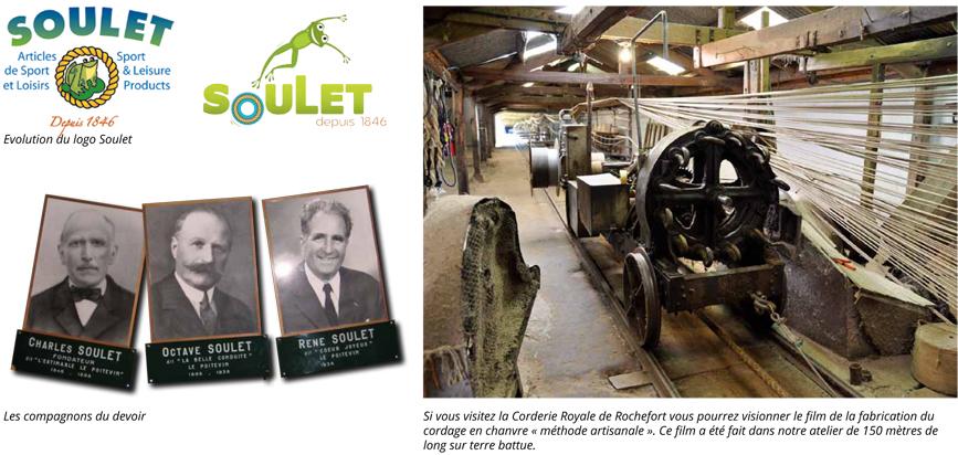 Soulet depuis 1846