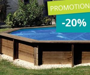 Indispensable pour votre piscine, nos bâches été sont à -20%